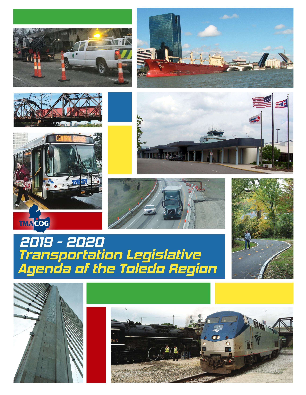 2019 - 2020 Transportation Legislative Agenda of the Toledo Region